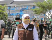 Sukseskan PSBB Malang Raya, Ini Strategi Gubernur Jatim