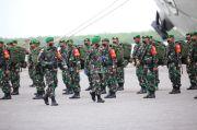 Pangdam I/BB dan Kapolda Sumut Lepas Prajurit ke Pamtas RI-PNG