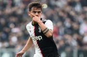 Juventus Pastikan Bakal Tambah Masa Tugas Dybala