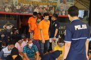 Nekat Beroperasi, PSK dan Pengunjung Kafe Remang-remang Digelandang Polisi