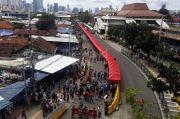 Halau PKL, 100 Personel Satpol PP Dikerahkan Berjaga di Kawasan Tanah Abang