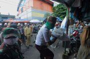 Warga Tumpah Ruah di Pasar Anyar Bogor, 4 Orang Disebut Reaktif Covid-19