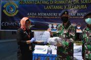 MNC Media Group Sumbang 100 APD ke RSAL dr Soedibjo Sardadi
