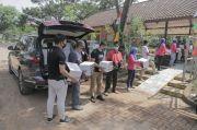 BMW Bantu Warga RPTRA Anggrek Bintaro yang Terkena Efek Pandemik