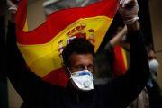 Angka Kematian Akibat Covid-19 di Spanyol Turun ke Level Terendah