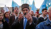 Etnis Tatar Krimea Peringati Hari Korban Genosida