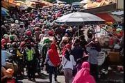 Viral Video Warga Kota Bogor Berjubel di Pasar, Ketegasan Pemkot Dipertanyakan