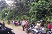 Masa PSBB, Warga Cipongkor KBB Gelar Balap Liar saat Ngabuburit
