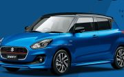 Suzuki Bersiap Hadirkan Swift Facelft