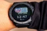 Garmin Teliti Potensi Smartwatch untuk Deteksi Dini Covid-19