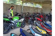Ikut Balap Liar, Moge 1.000 CC Bodong Disita Polisi di Tangsel