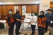 MPN Pemuda Pancasila dan Indika Foundation Serahkan Bantuan APD ke Sejumlah RS - Puskesmas