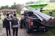 Bawa Senpi dan Rompi Polisi, Warga Bungo Diamankam Polisi
