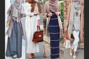 5 Inspirasi Busana Muslimah untuk Tampil Stylish saat Lebaran