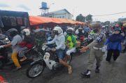 Video Warga Kota Bogor Berjubel di Pasar, 4 Pengunjung dan Pedagang Reaktif COVID-19