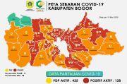 Ada Penambahan Kasus Pasien Positif COVID-19, Sembuh, dan Meninggal di Kabupaten Bogor