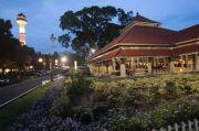 Malam Ini Hujan Ringan Basahi Bandung Raya, Suhu 21-28,7 Derajat