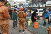 Virus Makin Meluas, Pemkot Kembali Gelar Rapid Test Massal di Pasar Lakessi