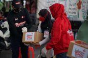 Libatkan Relawan, Bagi Sembako ke Rakyat Diharapkan Tak Terlambat