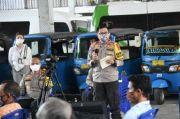 Program Keselamatan 2020 Polri Ringankan Beban Masyarakat Terdampak Corona