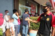Viral, Pengunjung Berdesak-desakan di Mal CBD Ciledug