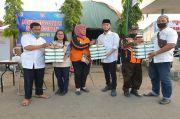 Bakti Sosial, GMMP Berbagi Makanan Buka Puasa di Tengah Pandemi Corona