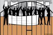 Nyaris Diamuk Massa Gara-gara Dana Desa dan BLT, Kades di Muara Enim Mundur