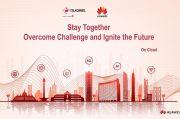 Telkomsel dan Huawei Perkokoh Kerja Sama Hadapi Era New Normal