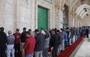 Salat di Kompleks Masjid Al Aqsa Diperbolehkan Lagi Mulai Pekan Depan
