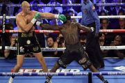 Duel Fury vs Wilder 3 Digelar di Luar Amerika Serikat dan Inggris
