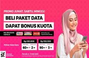 Dukung Silaturahmi Virtual, Smartfren Berikan Bonus Kuota Data