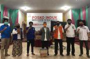 KNPI Sulsel Sumbang 1.000 Botol Disinfektan ke Gugus Tugas Covid-19 Makassar