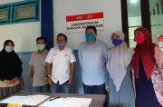 Bosowa Peduli Sumbang Alat Pemeriksa Covid-19 ke BBLK Makassar