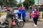 Srikandi Inkindo Bagikan 1000 Nasi Kotak untuk Dhuafa