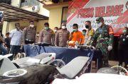Polisi Ciduk Kawanan Geng Balap Liar yang Tutup Jalan Raya Serpong