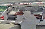 Sempat Kabur dari RS, Tahanan Narkoba Positif Corona Ditangkap Sembunyi di Loteng