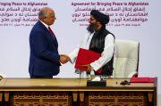 Taliban Desak AS Tetap Pertahankan Kesepakatan Damai