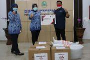 YCAB-Yayasan Panatik Jabar Sumbang APD senilai Rp700 Juta untuk Nakes di Bandung