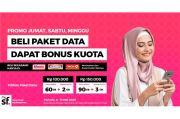 Jelang Lebaran, Smartfren Geber Bonus Kuota Data di Supermarket