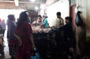 Jelang Lebaran, Stok Daging Sapi dan Ayam di Gowa Berlimpah