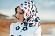 Pakai Hijab Bermotif saat Lebaran? Ini Tipsnya!
