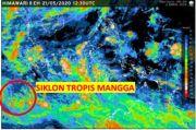 BMKG Deteksi Siklon Tropis Mangga di Samudra Hindia