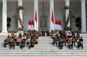 Presiden Jokowi dan Jajarannya Tak Akan Gelar Open House