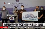 Warren Tanoesoedibjo Pemenang Lelang Motor Listrik Presiden Jokowi