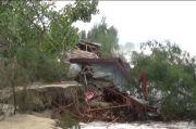 Gelombang Tinggi Hantam Aceh Barat Daya, 38 Rumah Ambruk