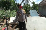 245 Rumah Rusak, 2 Meninggal Akibat Puting Beliung di Tulang Bawang Lampung