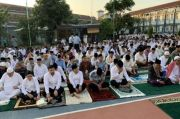 Napi dan Tahanan Salat Id di Masjid Rutan-Lapas dengan Kapasitas Terbatas