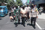 Bandel Saat PSBB, Wali Kota Malang Tutup Paksa Pertokoan