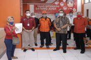 Mensos dan Wali Kota Semarang Tinjau Penyaluran Bantuan Sosial Tunai