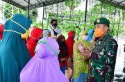 PSBB Makassar Berakhir, Dapur Lapangan TNI-Polri Tetap Beroperasi